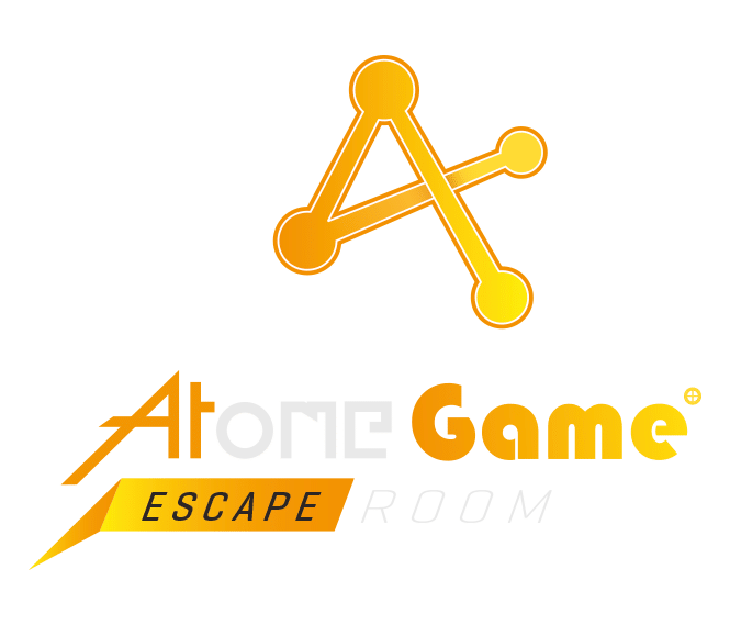 Logo Atome Game Escape Room